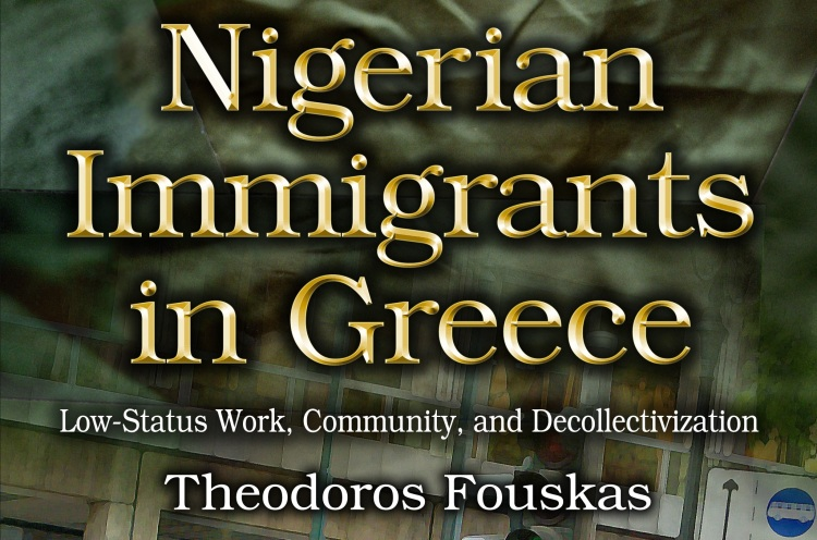 Nigerian Immigrants 978-1-63321-674-7