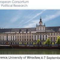 """ECPR General Conference 2019: Theodoros Fouskas, """"Pro-Migrant and Anti-Migrant Mobilisations in Greece: Citizen Initiatives of Solidarity and Hostility Concerning Migrants, Asylum Seekers and Refugees [7 Sept. (04-07 Sept.) 2019, Wrocław, Poland"""