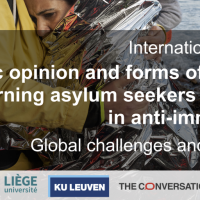 """PUMOMIG International Conference: Theodoros Fouskas, """"Solidarity versus hostility: Pro-migrant and anti-migrant citizen mobilizations in Greece since 2015"""" [25 Oct. (24-25 Sept.) 2019, Brussels"""